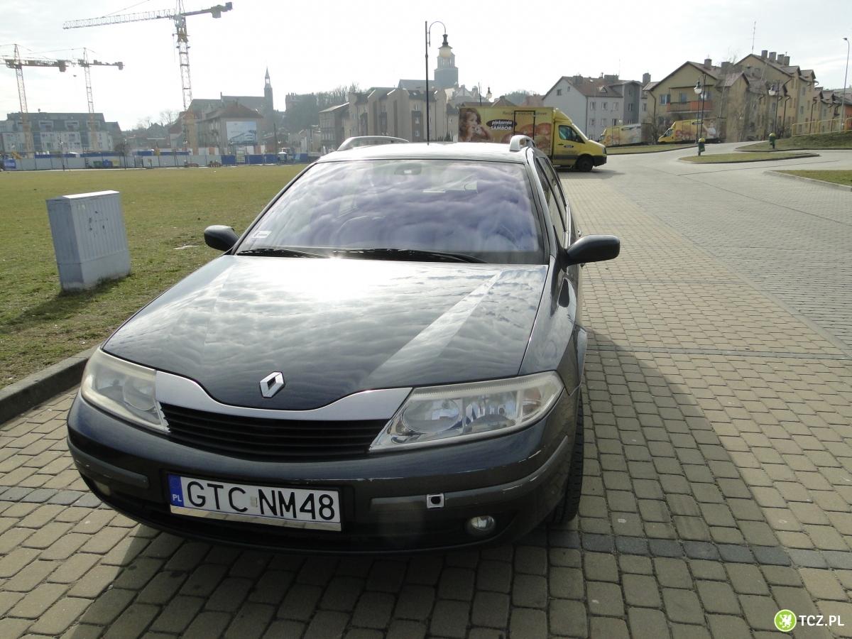 Ogłoszenia Tczew - Renault Laguna II, kombi , 2004 rok