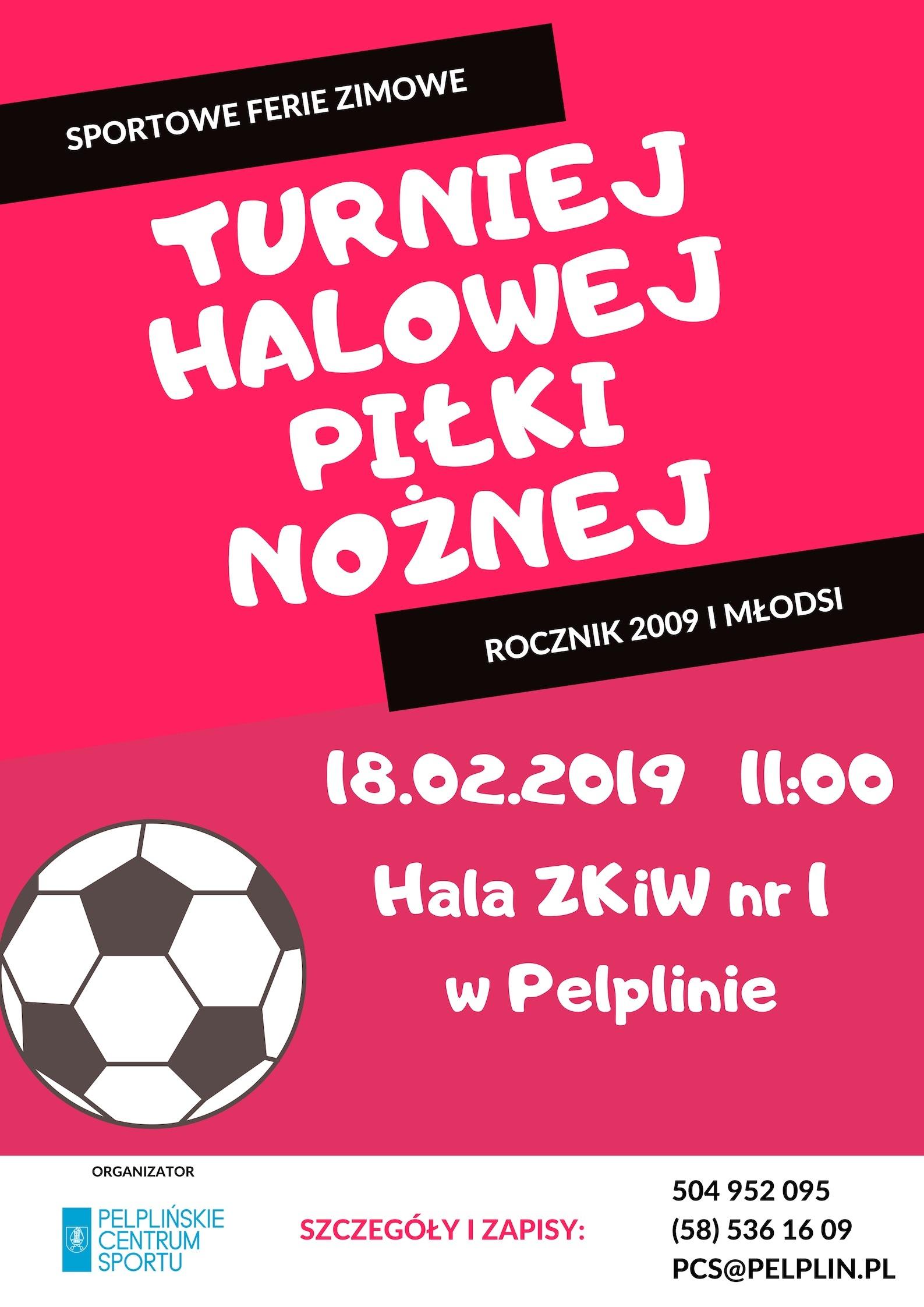 510e3b394 Tczew - Turniej Halowej Piłki Nożnej (rocznik 2009 i młodsi ...