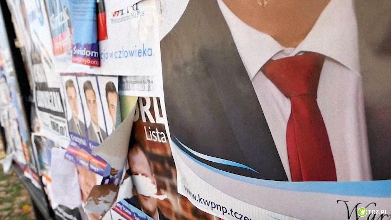 Tczew Plakaty Wyborcze Koło Szkoły Wiadomości Tcz24
